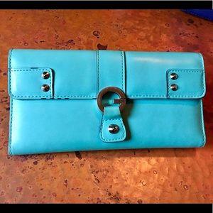 Aqua Wallet by Guess❤️